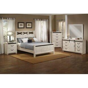 Solihull Farmhouse Panel Configurable Bedroom Set