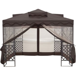 Palladian Gazebo Bug Screen by Pacific Currents