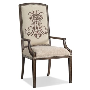 Rhapsody Upholstered Dining Chair (Set of 2)