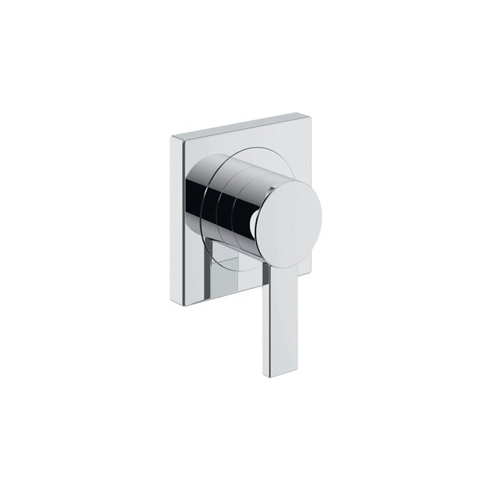 Grohe Allure Lever Concealed Valve Faucet Trim with Lever Handle ...