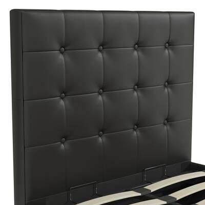 reputable site ca4f9 8c6ae Brayden Studio Morphis Upholstered Storage Platform Bed ...