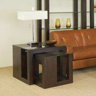 Dado 2 Piece Nesting Tables by Allan Copley Designs