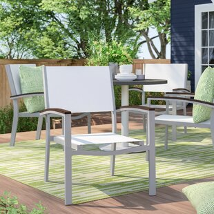 Hillard Teak Patio Chair (Set of 4)