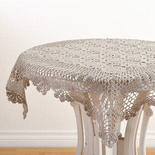 Le Crochet Lace Tablecloth