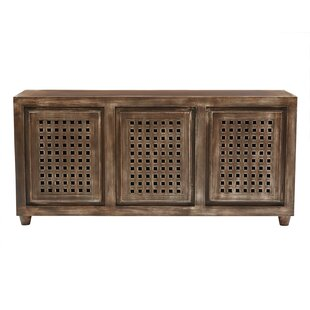 Suda 3 Door Accent Cabinet by Bungalow Rose