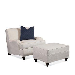 Crown Estate Armchair by Braxton Culler