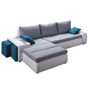 Orren Ellis Charleena Sleeper Sectional