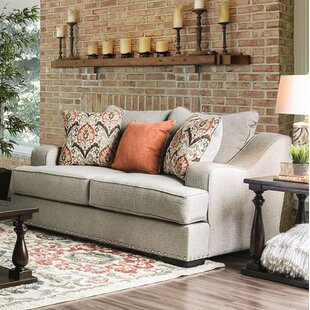 Amaral Loveseat by Canora Grey