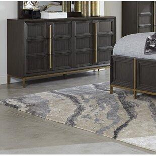 Mercer41 Anstett 6 Drawer Dresser