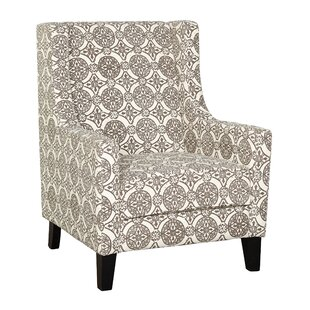 Bungalow Rose Carlton Wingback Chair