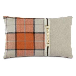 Equestrian Citation Throw Pillow