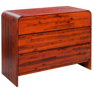 Corliss 3 Drawer Chest By Bloomsbury Market
