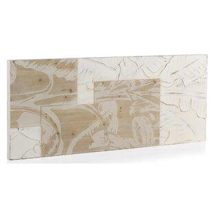 Wooden Wall European Single Headboard By Ebern Designs