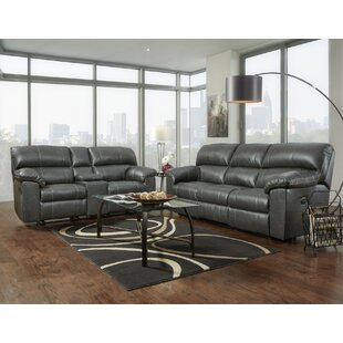 Zhora 2 Piece Reclining Living Room Set