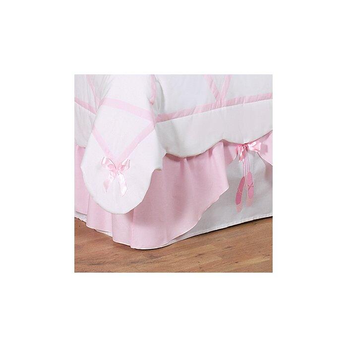 Pink Bed Skirt Queen.Ballerina Queen 14 Bed Skirt