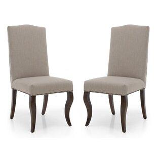 Desarae Upholstered Dining Chair (Set of ..