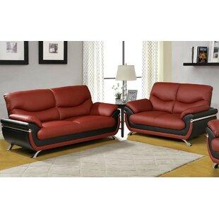 Donahue 2 Piece Living Room Set by Orren Ellis