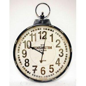 Oversized Kensington Station Wall Clock