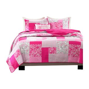 Elva Reversible Coverlet Set