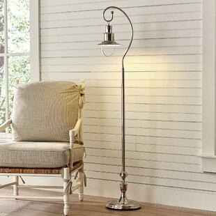 Comparison Burton 60 Arched Floor Lamp By Birch Lane™
