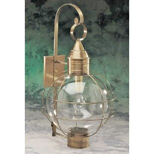 600 Series 1-Light Outdoor Wall Lantern