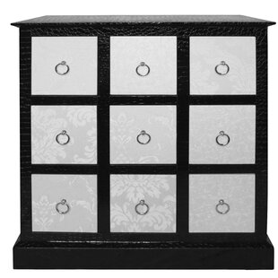 Sapphire 9 Drawer Chest By Canora Grey