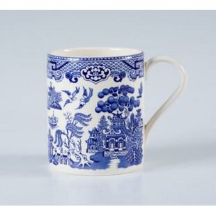 Cunningham Earthenware Mug (Set of 4)