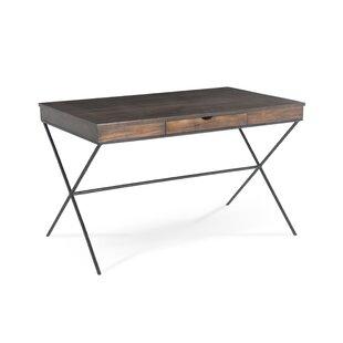 Abbott Solid Wood Standing Desk by Joe Ruggiero Collection