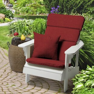 Texture Outdoor Adirondack Chair Cushion