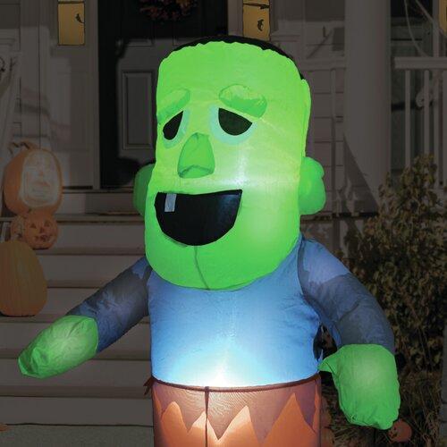 Aufblasbare Halloween Dekoration Die Saisontruhe Moebel Suchmaschine Ladendirekt De