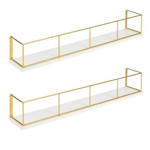 Mccasland Wall Shelf