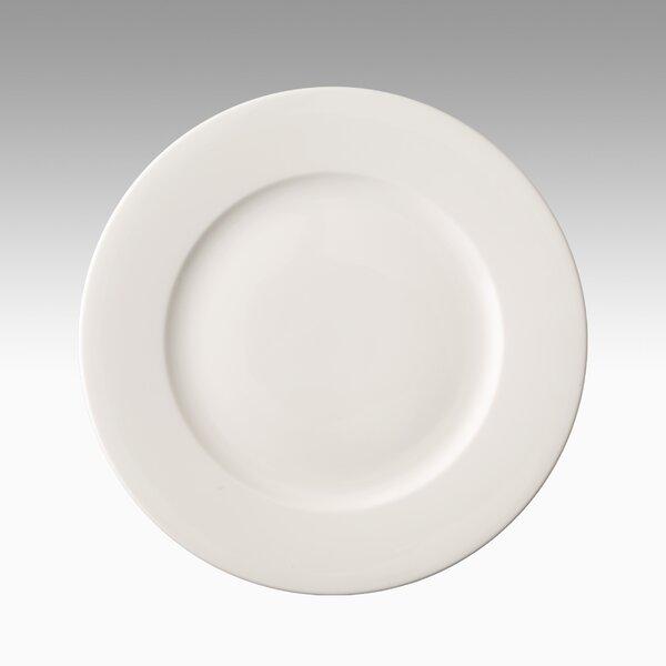 Red Barrel Studio Zigler Flat Round Dinner Plate Wayfair