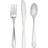 Oneida Clarette~stainless flatware~variety including long spoons~serving pcs etc