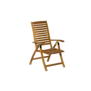 Collum Folding Garden Chair Image