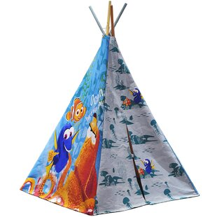 Finding Dory Play Teepee with Carrying Bag by Heritage Kids