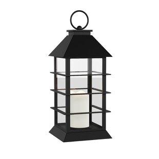 Modern LED Plastic Lantern