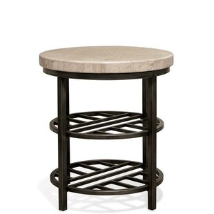 Gradall End Table