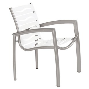 South Beach Ez Span™ Stacking Patio Dining Chair