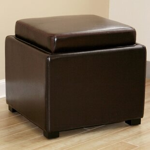 Baxton Studio Storage Ottoman by Wholesale Interiors