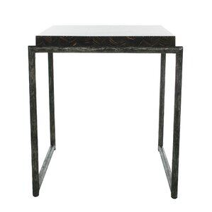 Besi End Table by Indo Puri