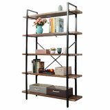 Aitana Etagere Bookcase by 17 Stories