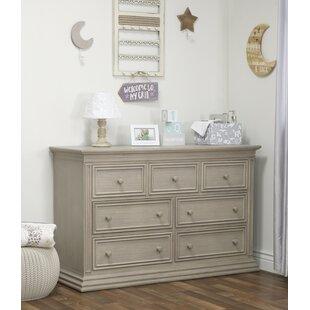 Monterey 6 Drawer Double Dresser