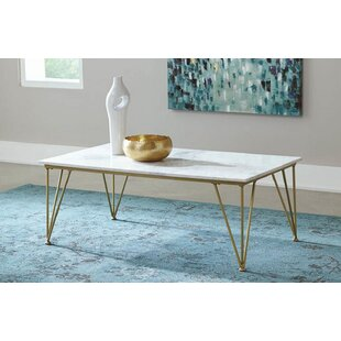 Find the perfect Baggs Coffee Table By Brayden Studio