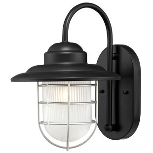 Fitzhugh Outdoor Wall Lantern By Andover Mills