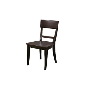 Check Prices Mesa Solid Wood Dining Chair (Set of 2) by Harbor House Reviews (2019) & Buyer's Guide
