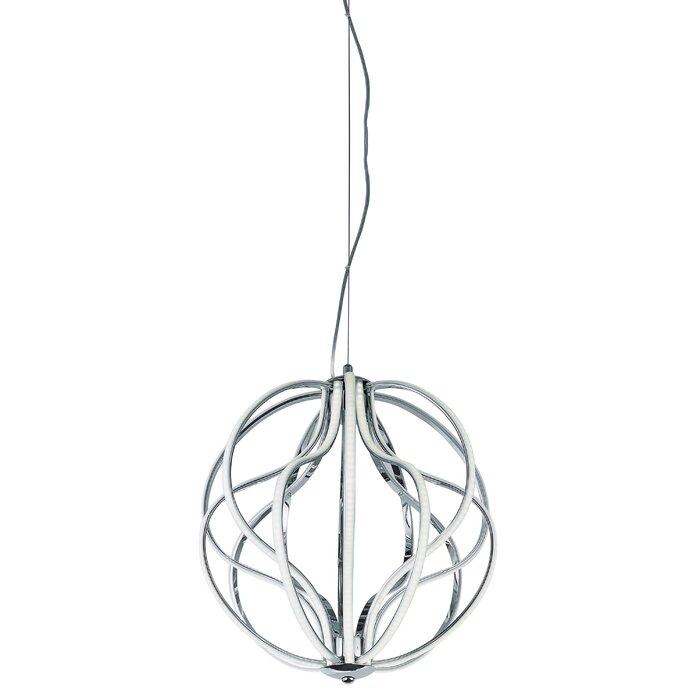 Tuthill Led 14 Light Intregrated Bulb Globe Pendant