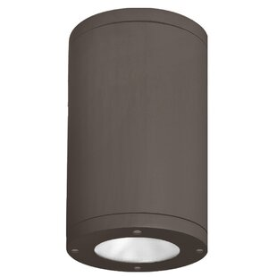 Orren Ellis Janice 1-Light LED Flush Mount