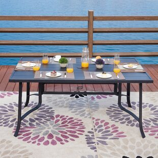 Shop For Rozar Outdoor Dining Table Price & Reviews