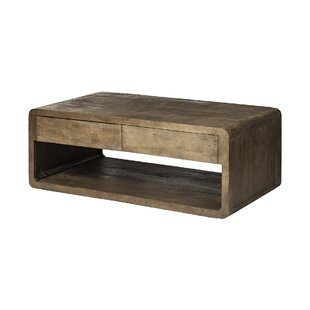 Bailey Coffee Table by Union Rustic