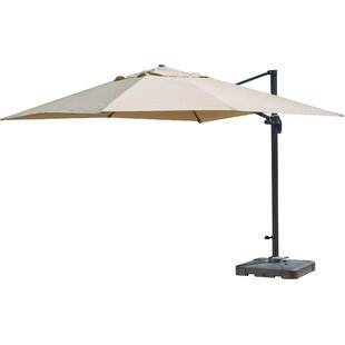 Frederick 10' Square Cantilever Umbrella by Freeport Park #1